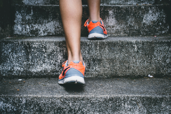 stair climb for beginners